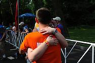 PHILADELPHIA, PA: - AUGUST 7:  The 2011 SheRox Triathlon August 7, 2011 in Philadelphia, Pennsylvania.  (Photo by William Thomas Cain/cainimages.com for SheRox)
