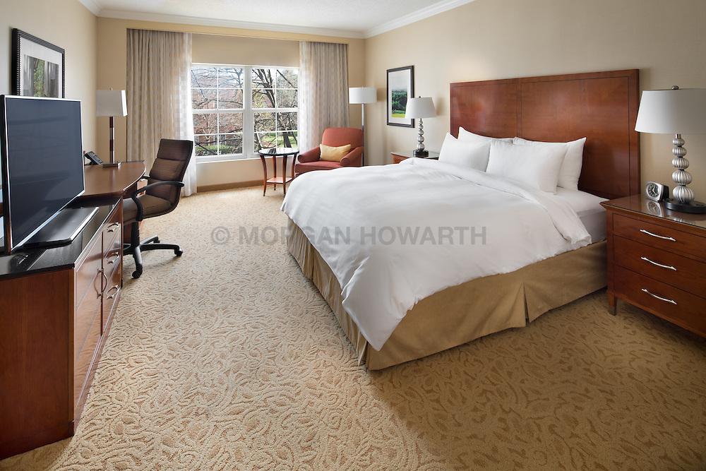 Westfields Marriott Washington Dulles Hotel room