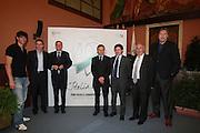 ROMA 1 LUGLIO 2008<br /> BASKET<br /> PRESENTAZIONE CANDIDATURA MONDIALI 2014<br /> NELLA FOTO BASILE RECALCATI CILLI PETRUCCI ALEMANNO MAIFREDI MENEGHIN<br /> FOTO CIAMILLO
