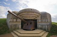 German World War Two heavy gun battery at Longues sur Mer ..., Travel, lifestyle