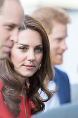 Kate-William Harry-20th April-2017