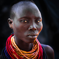 Women of the Omo Valley