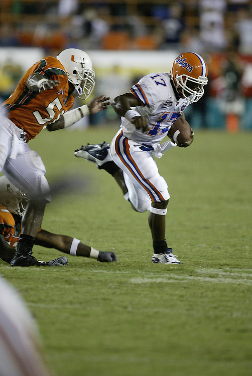 2003 UNIVERSITY OF FLORIDA Football