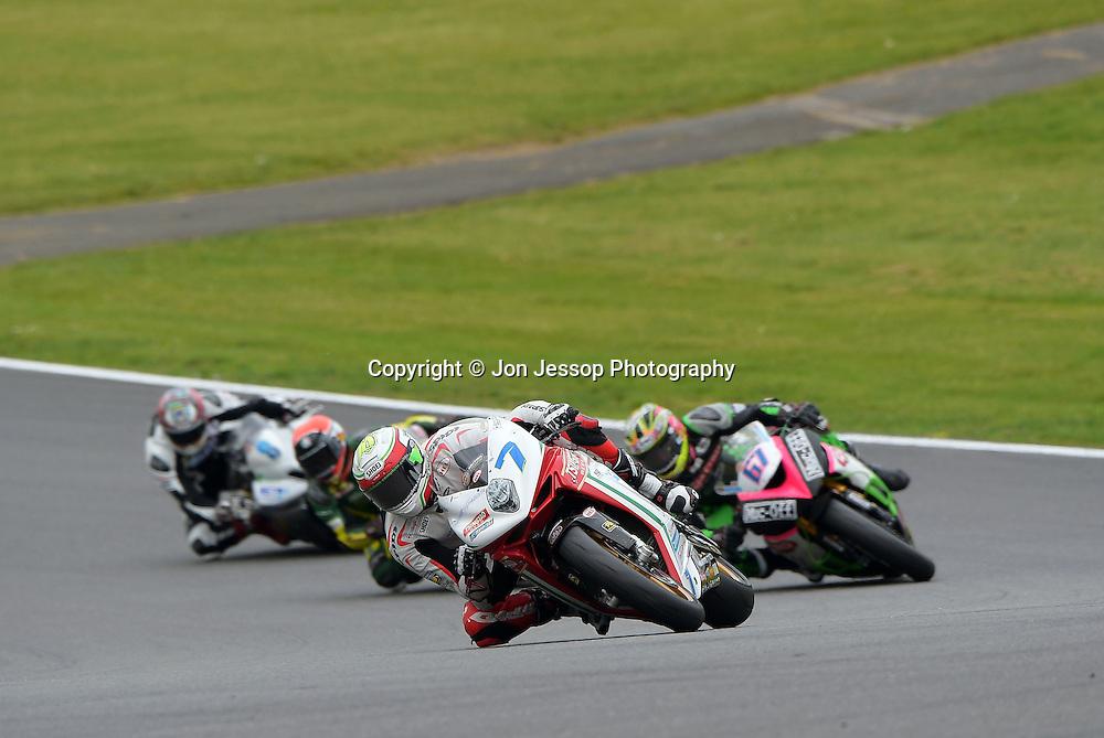#7 Jake Dixon Tsingtao Hampshire MV Agusta Dickies British Supersport Championship