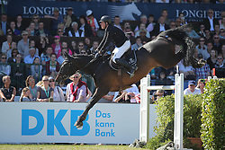 Borchert Max-Hilmar, (GER), Cuba Libre<br /> German Jumping Derby<br /> Hamburg - Hamburger Derby 2016<br /> © Hippo Foto - Stefan Lafrentz