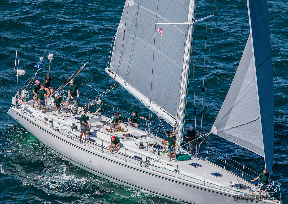 2012 Newport Bermuda Race<br /> Copyright 2014 Daniel Forster/PPL