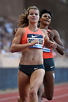 Dafne Schippers of Netherlands competes in 200m Women during the International Athletics Meeting Herculis, IAAF Diamond League, Monaco on July 17, 2015 at Louis II  stadium in Monaco, France - Photo Jean-Marie Hervio / KMSP / DPPI