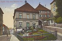 Zagreb : Duga ulica i Kamenita vrata. <br /> <br /> ImpresumDresden : Stengel & Co., [1915].<br /> Materijalni opis1 razglednica : tisak ; 8,8 x 13,8 cm.<br /> NakladnikStengel & Co.<br /> Mjesto izdavanjaDresden (Njemačka)<br /> Vrstavizualna građa • razglednice<br /> ZbirkaGrafička zbirka NSK • Zbirka razglednica<br /> ProjektPozdrav iz Zagreba • Pozdrav iz Hrvatske<br /> Formatimage/jpeg<br /> PredmetZagreb –– Kamenita vrata<br /> Jezikhrvatski<br /> SignaturaRZG-KAM-19<br /> Obuhvat(vremenski)20. stoljeće<br /> NapomenaRazglednica je putovala 1915. godine.<br /> PravaJavno dobro<br /> Identifikatori000976042<br /> NBN.HRNBN: urn:nbn:hr:238:995477 <br /> <br /> Izvor: Digitalne zbirke Nacionalne i sveučilišne knjižnice u Zagrebu