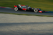 March 3, 2017: Circuit de Catalunya.  Romain Grosjean (FRA), Haas F1 Team, VF17
