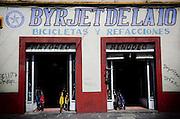 Byrjetdelaio Bike Shop in Puebla