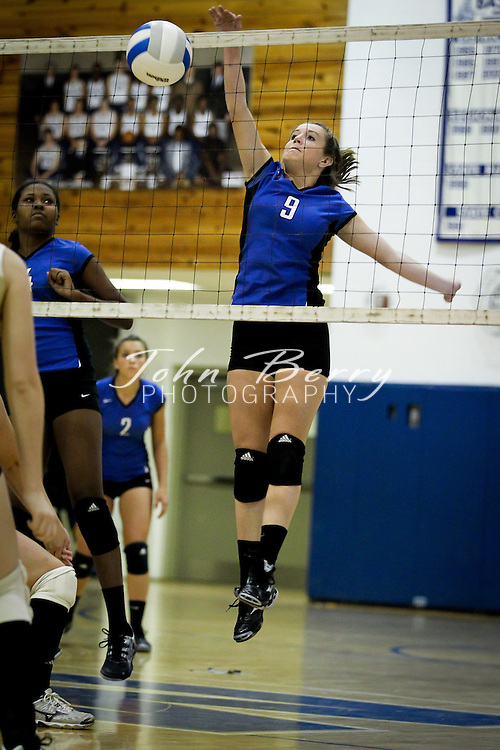 October/7/10:  MCHS Varsity Volleyball vs Manassas Park, Madison wins 3-0.