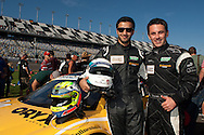 Saeed Al Mehairi and Steven Kane