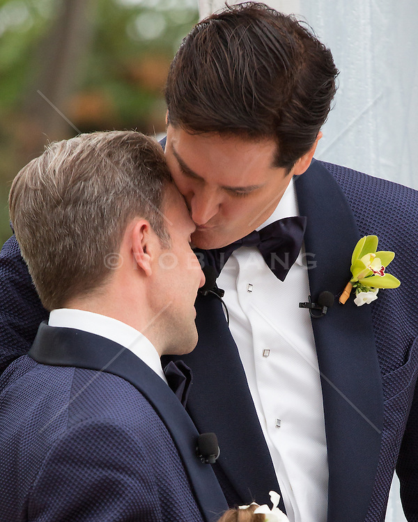 gay couple getting married