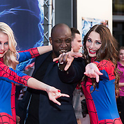 NLD/Amsterdam/20140422 - Premiere The Amazing Spiderman 2, Murth Mossel