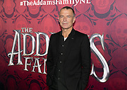 2019, December 01. Pathe ArenA, Amsterdam, the Netherlands. Raymond Thiry at the dutch premiere of The Addams Family.