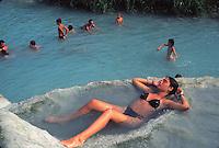 Saturnia Hotsprings, Tuscany
