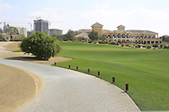 The Els Golf Club, Dubai. 6th February 2014.<br /> Picture: Eoin Clarke www.golffile.ie