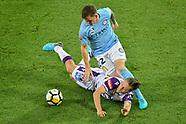 Melbourne City V Perth Glory - 24 Nov 2017