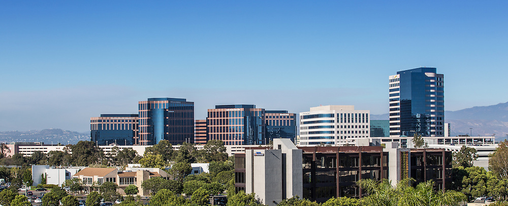 Irvine Business Buildings
