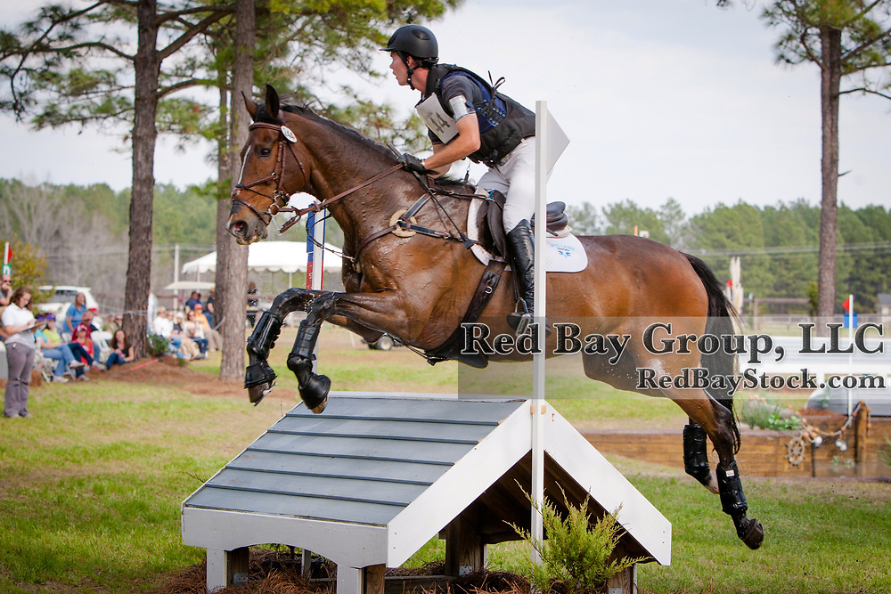 David Ziegler (CAN) and Critical Decision at the Carolina International in Raeford, North Carolina.