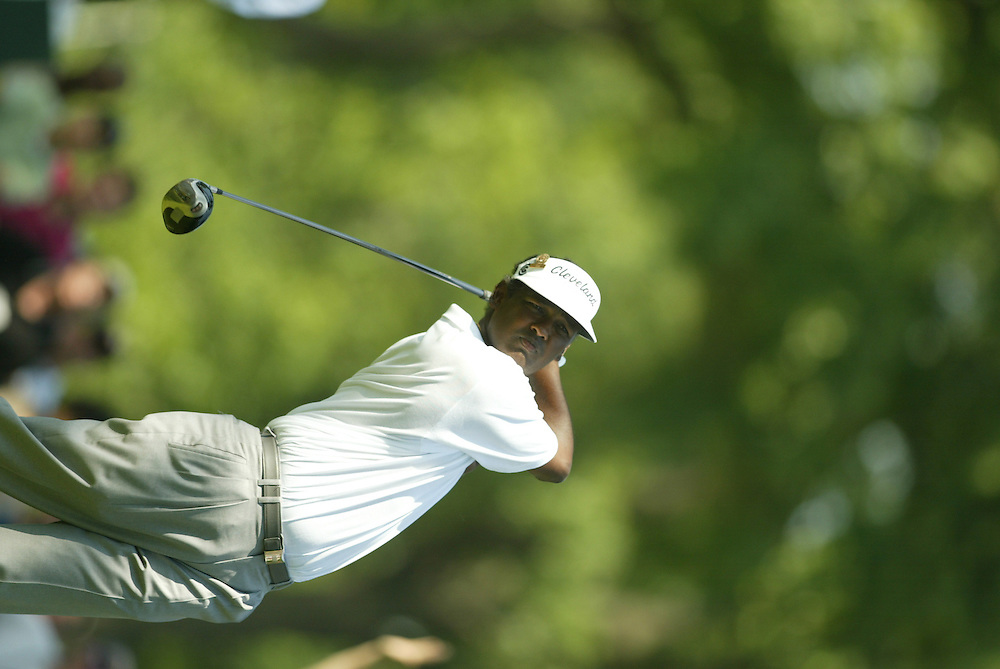 Vijay Singh..2003 U.S. Open..Fourth Round..Olympia Fields CC..Chicago, IL..Sunday June 15 2003..photograph by Darren Carroll
