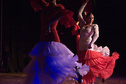 03.07.2008 Punta Umbria pokaz tanca flamenco dla go?ci hotelowych.Fot  Piotr Gesicki/Forum Flamenco dancers in Punta Umbria, Huelva Andalucia Spain, photo Piotr Gesicki