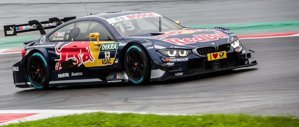 02.08.2015, Red Bull Ring, Spielberg, AUT, DTM Red Bull Ring, Qualifying, im Bild Antonio Felix da Costa (POR, BMW M4 DTM) // during the DTM Championships 2015 at the Red Bull Ring in Spielberg, Austria, 2015/08/02, EXPA Pictures © 2015, PhotoCredit: EXPA/ Dominik Angerer