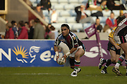Twickenham, Surrey, ENGLAND, 29.04.2006, Thomas Leuluai,during the  Round 12 Super League match, Quins RL vs Huddersfield, at The Stoop,  © Peter Spurrier/Intersport-images.com, Rugby League..
