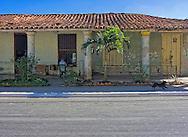 Houses in Sumidero, Pinar del Rio, Cuba.