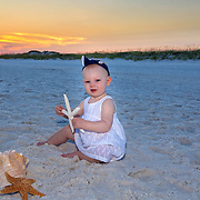 Jensen Family Beach Photos