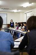 Rika Mashiko talar inf&ouml;r gruppen av f&ouml;r&auml;ldrar som evakuerat fr&aring;n Fukushima prefekturen.<br /> <br /> Hinan Mama Net, &auml;r en st&ouml;dgrupp f&ouml;r mammor som har evakuerat fr&aring;n Fukushima prefekturen till Tokyo. Gruppen startades av Rika Mashiko.