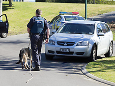 Tauranga-Police dog catch fleeing offenders