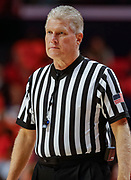 CHAMPAIGN, IL - DECEMBER 08: NCAA basketball official Eric Curry is seen during the Illinois Fighting Illini and UNLV Rebels game at State Farm Center on December 8, 2018 in Champaign, Illinois. (Photo by Michael Hickey/Getty Images) *** Local Caption *** Eric Curry