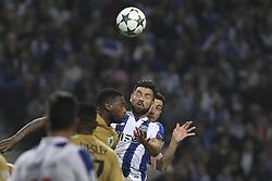 November 2, 2016 - Porto, Porto, Portugal - Porto's Brazilian defender Felipe jumps during UEFA Champions League Group G, match between FC Porto and Club Brugge, at Dragao Stadium in Porto on November 2, 2016. (Credit Image: © Dpi/NurPhoto via ZUMA Press)