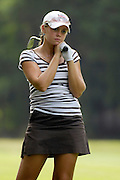 Kathleen Ekey during the first round of stroke play at the U.S. Women's Amateur at Crooked Stick Golf Club on Aug. 6, 2007 in Carmel, Ind.    ...©2007 Scott A. Miller