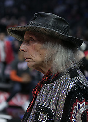 March 8, 2019 - Los Angeles, California, United States of America - James Goldstein attends the NBA game between the Los Angeles Clippers and the Oklahoma Thunder on Friday March 8, 2019 at the Staples Center in Los Angeles, California. JAVIER ROJAS/PI (Credit Image: © Prensa Internacional via ZUMA Wire)