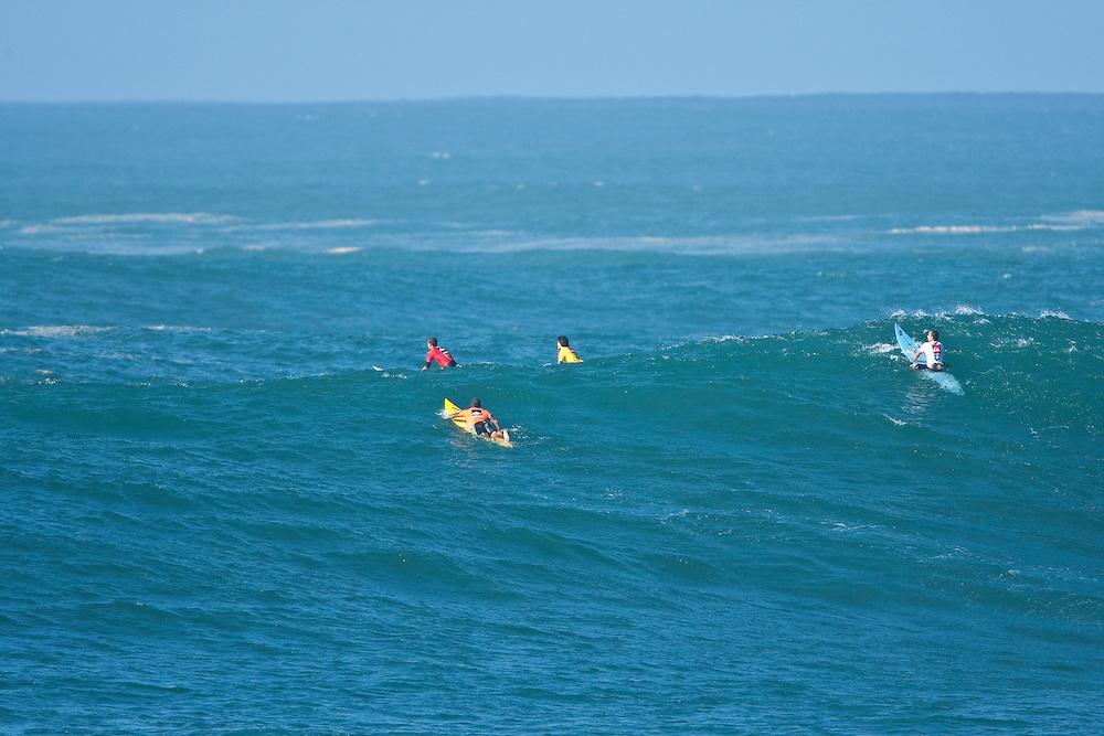 The Eddie Aikau Invitational Surf Tournament - 2009   CROXIE