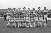 20.08.1972 Senior Semi Final at Croke Park.Donegal v Offaly..Offaly Team