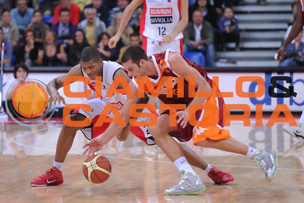 DESCRIZIONE : Pesaro Lega A 2010-11 Scavolini Siviglia Pesaro Lottomatica Virtus Roma<br /> GIOCATORE : Vladimir Dasic<br /> SQUADRA : Lottomatica Virtus Roma<br /> EVENTO : Campionato Lega A 2010-2011<br /> GARA : Scavolini Siviglia Pesaro Lottomatica Virtus Roma<br /> DATA : 24/10/2010<br /> CATEGORIA : recupero<br /> SPORT : Pallacanestro<br /> AUTORE : Agenzia Ciamillo-Castoria/M.Marchi<br /> Galleria : Lega Basket A 2010-2011<br /> Fotonotizia : Pesaro Lega A 2010-11 Scavolini Siviglia Pesaro Lottomatica Virtus Roma<br /> Predefinita :