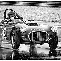 #24, Alta Sports (1939), Gareth Burnett (GB) and Richard Evans (GB), Kidston Trophy for Pre-War Sports Cars. 24.07.2015. Silverstone, England, U.K.  Silverstone Classic 2015.