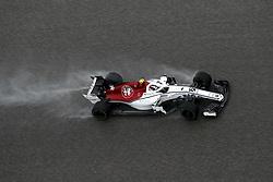 October 19, 2018 - Austin, United States - Motorsports: FIA Formula One World Championship; 2018; Grand Prix; United States, FORMULA 1 PIRELLI 2018 UNITED S GRAND PRIX , Circuit of The Americas, #16 Charles Leclerc (MON Alfa Romeo Sauber F1 Team) (Credit Image: © Hoch Zwei via ZUMA Wire)