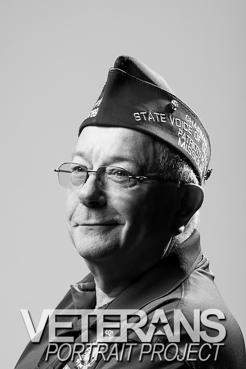 Ken Davis<br /> Army<br /> Spec. 4<br /> Harbor-craft Operator<br /> 1965 - 1967<br /> Vietnam<br /> <br /> Veterans Portrait Project<br /> St. Louis, MO