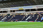 Deepdale before the Sky Bet Championship match between Preston North End and Birmingham City at Deepdale, Preston, England on 15 December 2015. Photo by Pete Burns.