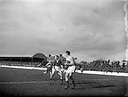 07/03/1954<br /> 03/07/1954<br /> 07 March 1954<br /> Soccer: Drumcondra v Cork Athletic at Tolka Park, Dublin.