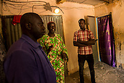 SIPANE - SENEGAL: Villagers show Sipane village as the solar powered changed their lives on August 02 2017 in Sipane, Senegal. Photo by Xaume Olleros