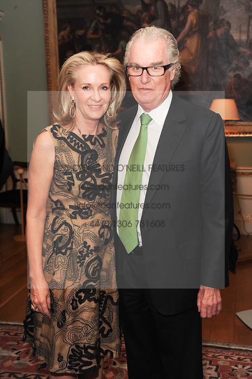 A party to promote the exclusive Puntacana Resort &amp; Club - the Caribbean's Premier Golf &amp; Beach Resort Destination, was held at Spencer House, London on 13th May 2010.<br /> <br /> Picture shows:- LORD &amp; LADY BELL