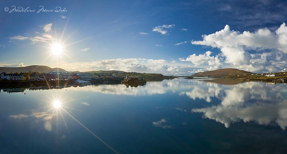 Portmagee Harbour, County Kerry, Ireland