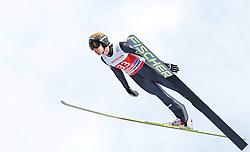 28.12.2013, Schattenbergschanze, Oberstdorf, GER, FIS Ski Sprung Weltcup, 62. Vierschanzentournee, Training, im Bild Vincent Descombes Sevoie (FRA) // Vincent Descombes Sevoie of France during practice Jump of 62th Four Hills Tournament of FIS Ski Jumping World Cup at the Schattenbergschanze, Oberstdorf, Germany on 2013/12/28. EXPA Pictures © 2013, PhotoCredit: EXPA/ Peter Rinderer