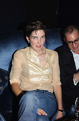 MISS MOLLY WATSON at a party hosted by Tatler magazine to celebrate the publication of the 2004 Little Black Book held at Tramp, 38 Jermyn Street, London SW1 on 10th November 2004.<br />