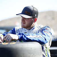 March 09, 2018 - Avondale, Arizona, USA: Ty Dillon (13) gets ready to take to the track for the first practice of the Ticket Guardian 500(k) at ISM Raceway in Avondale, Arizona.